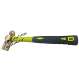 防爆铍铜手锤,奶头锤,塑柄/木柄奶头榔头,圆头锤