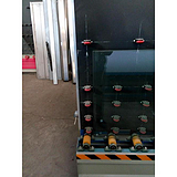 正德机器河口区中空玻璃生产线立式中空玻璃生产线