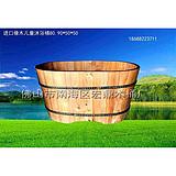 进口橡木儿童沐浴桶,泡澡桶,,香柏木蒸汽桶,杉木泡脚桶,足浴桶,