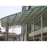 不锈钢玻璃雨棚不锈钢临朐嘉亿建材多图