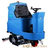 南京工厂车间清洗地面机器,能拖地的车子保洁吸水车