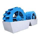 轮斗式洗沙机 建筑洗砂机械 沙石筛分清洗设备厂家