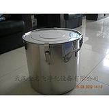 金志飞厂家定制直口不锈钢桶