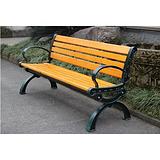 靠背休闲椅庭院园林椅商场坐凳