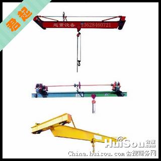 贵州供应手动单梁行车,水电站用煤矿用手动双梁行吊