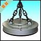 特价销售起重机电磁吸盘,性能稳定吸废铁废料的电磁吸盘
