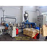 EPDM环保型橡胶预制跑道颗粒造粒机