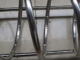 烟台自行车车架选益安加工定制不锈钢-品质卓越