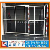 苏州机器设备安全围栏网 苏州工业铝材型材护栏网