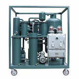 TYA-50液压油专用真空滤油机(工程机械液压油过滤脱水)