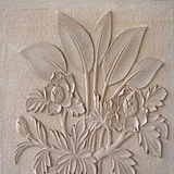 河南砂岩浮雕壁画定制 艺术风格独特