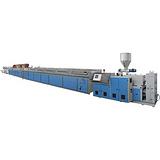 山东木塑模板生产设备_木塑模板生产设备_益丰塑机多图