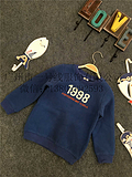 巴柯拉童裝過季庫存毛衣加厚冬季雜款男女兒童外貿童裝清倉