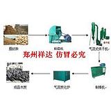 日产一吨的小型木炭机价格,小型木炭机,郑州祥达