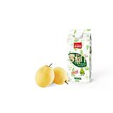 雪梨汁包装设计,广州苏打水包装设计