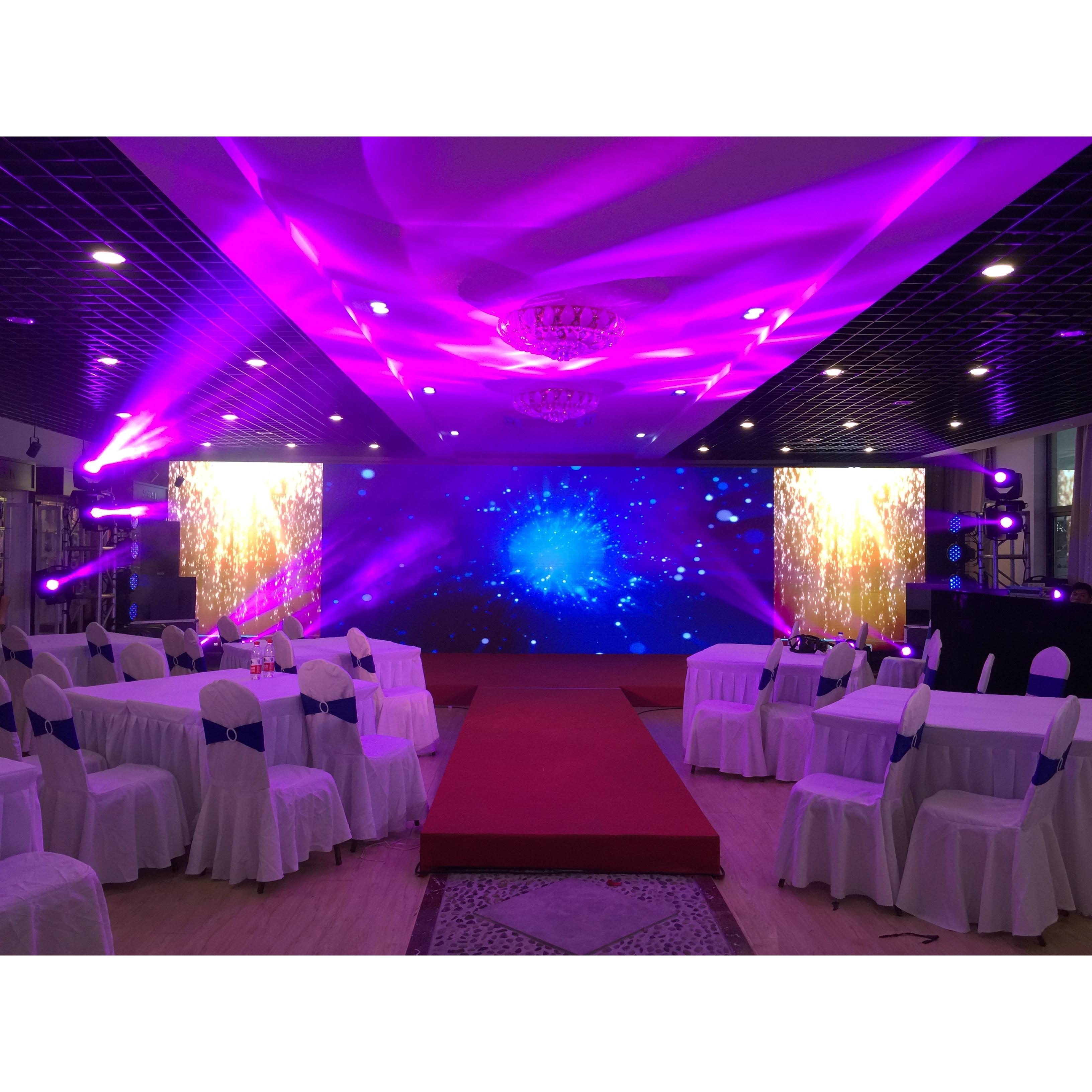 设备租赁公司  设备租赁:舞台灯光音响设备现场搭建舞台 设计制作