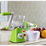 榨汁机 手动榨汁机 家用手动榨汁机 多功能水果榨汁机冰淇淋机