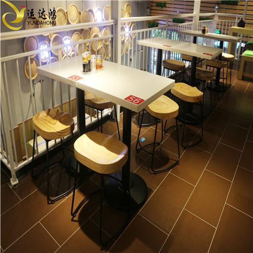 欧式风格奶茶店