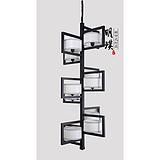广西吧台中式创意吊灯 新中式个性铁艺吊灯 厂家直批客厅新中式灯具