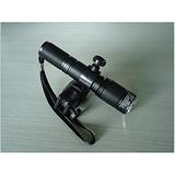 微型LED防爆调光电筒,佩戴式防爆电筒厂家BAD202C