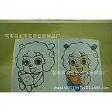 厂家定制儿童填色本涂色本填色本 启蒙2-5岁幼儿绘画填色本