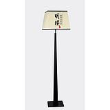 四川餐厅清新布艺落地灯 现代新中式百褶布艺落地灯 灯具批发厂家