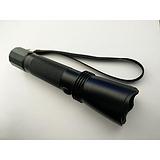 小型强光巡检手电筒JW7622,防水防爆充电LED手电筒