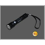 小型电量警示电筒,LED防爆手电筒JW7620,LED防爆电筒