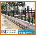 临安围墙护栏 临安厂区围墙栏杆 镀锌静电喷涂烤漆处理