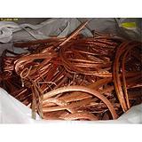 天河铜回收价格绿润回收红铜回收价格