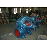 混流泵,中沃泵业HW型,卧式混流泵