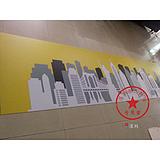 新款电视背景墙uv打印 亚克力背景墙彩印加工 喷绘工艺精湛/高清