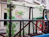 深圳宝安uv平板打印加工基地 供应玻璃板 钢化玻璃uv喷印图案