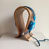 绿色环保耳机架厂家直销,弯曲木超低价加工