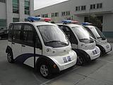 全封闭5座电动巡逻车 学校 物业 厂区巡逻电动车 四轮巡逻车