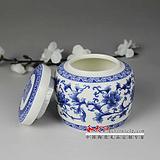 景德镇陶瓷茶叶罐 订制陶瓷茶叶罐厂家