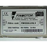 FINMOTOR、FINMOTOR自定义滤波器