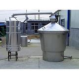 酿酒用冷却器山东专业不锈钢储存罐白酒酿酒设备