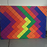 木头木片密度板平面印刷 UV打印木纹 图案喷绘 数码彩印加工