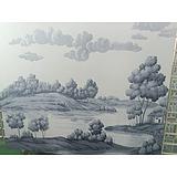 瓷砖陶瓷表面uv喷印  反打正看高清图案 uv彩印喷画