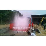 工矿企业洗车设备提前预防该类企业出现的扬尘