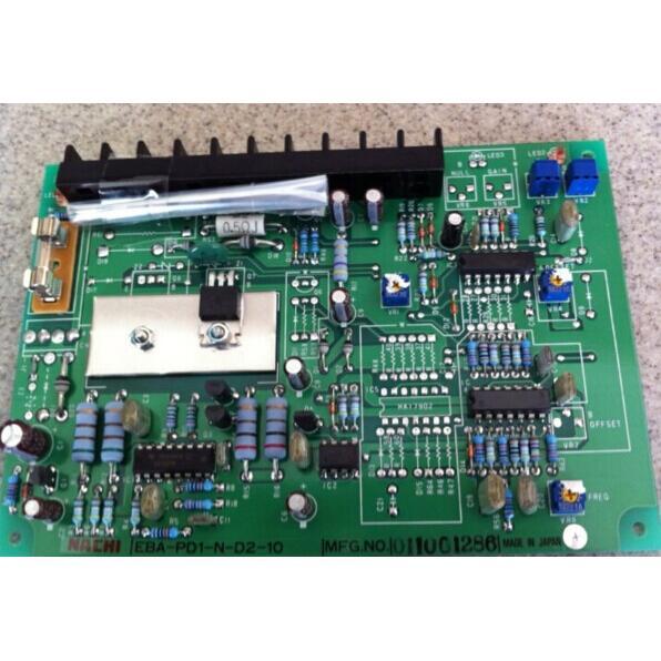 nachi 那智不二越 电磁比例阀 功率放大器 比例放大器 控制阀 控制器