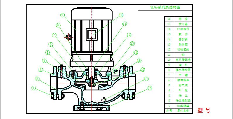 台湾源立YLGC系列管道泵 增压泵 离心泵 厂家直销 量大从优 质量保证 欢迎各团体、个人来电或QQ咨询 热线电话:18378403822 QQ:1302598114 型号:YLGC32-10 流量:6m3/h 扬程:10m 功率:0.37kw  MINAMOTO YLGc系列管道泵简介 产品概述: YLGc系列管道泵是单级单吸泵的特点,参照国内、国际标准,采用科学的水力模型设计而成的一个系列化的产品。其主要特点有:体积小、重量轻、占用空间少;采用两极马达,耗电量低,抽水力强。其主要优点有:结构完善、紧凑