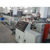 生产木塑板生产设备木塑板生产设备益丰塑机多图