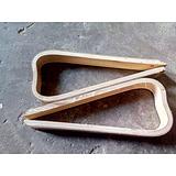 加工弯曲木书桌椅配件,多层板压弯,时尚简约