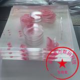 水晶玻璃彩色印刷加工 水晶摆台UV喷绘 高清画质 欢迎下单