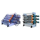 青岛塑料型材生产线益丰塑机青岛塑料型材生产线