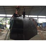 加工搬迁新建厂区综合废水处理设备工期短安装快