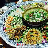 酒店海鲜鱼盘景德镇陶瓷大盘
