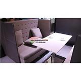 天津办公沙发常规尺寸 天津办公沙发摆放图